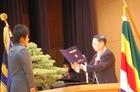 平成22年度 岐阜聖徳学園高等学校 卒業式が行われました。
