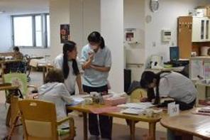 介護体験実習