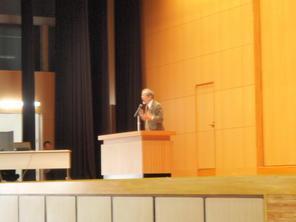 人権講演会開催