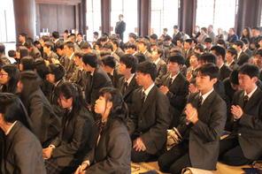 1年生校外研修~京都で研修をしました~
