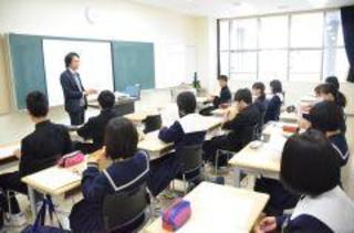 2015進学相談会(11月)の様子